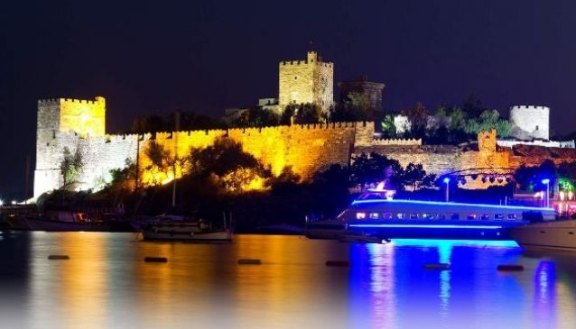 The Castle of St Peter in Bodrum