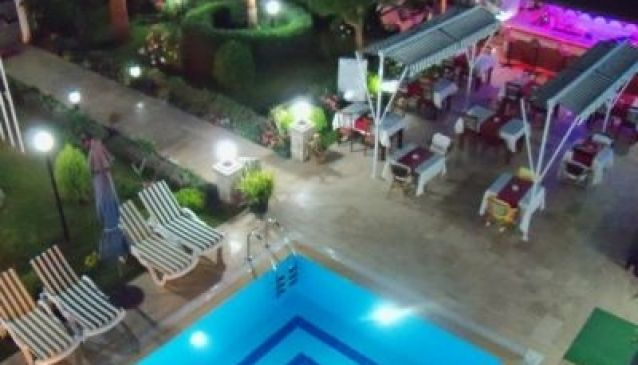 Aslan Hotel Turgutreis