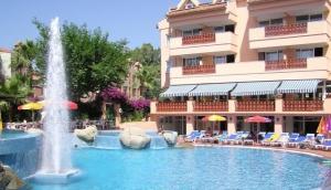 Begonvil Hotel Gundogan