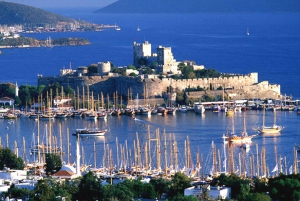 Bodrum City Tour: 5-Hour Private Excursion with Lunch