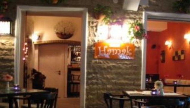 Bodrum Hamak Cafe
