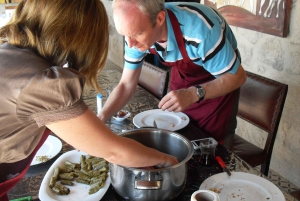 Bodrum Market Visit and Cooking Class