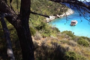Bodrum Peninsula Private Boat Tour with Lunch
