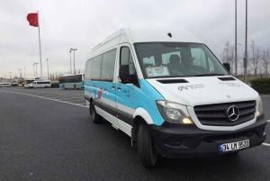 Bodrum: Private Airport Transfer Service
