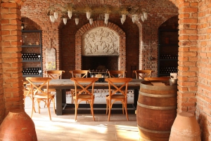 Bodrum Vineyard Tour with Dinner and Wine Pairing