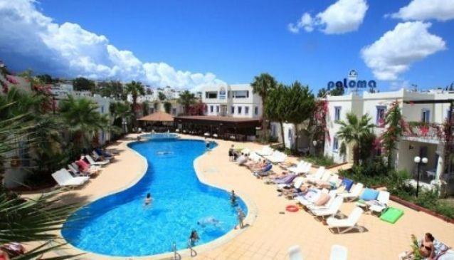 Club Paloma Apartments Bodrum