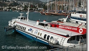 Ferries-Turkey