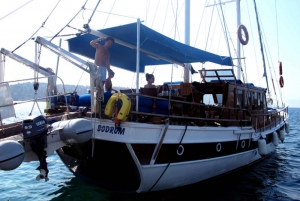 From Bodrum: Full-Day Boat Cruise