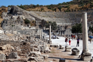 From Bodrum: Full-Day Tour to Ephesus