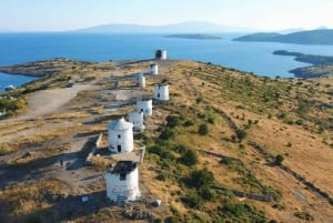 From Bodrum: Scuba Diving in the Aegean Sea