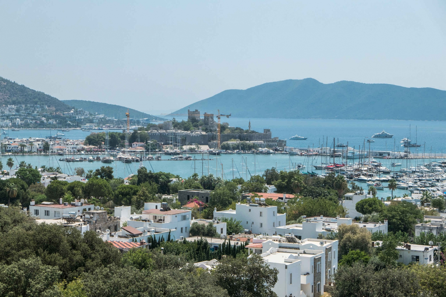 From Kos: Independent Day Trip to Bodrum