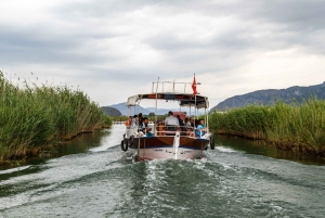 Full-Day Dalyan Discovery Tour from Bodrum