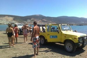 Full-Day Jeep Safari from Bodrum
