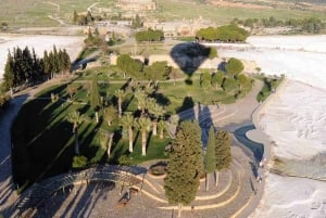Full-Day Pamukkale Tour from Bodrum