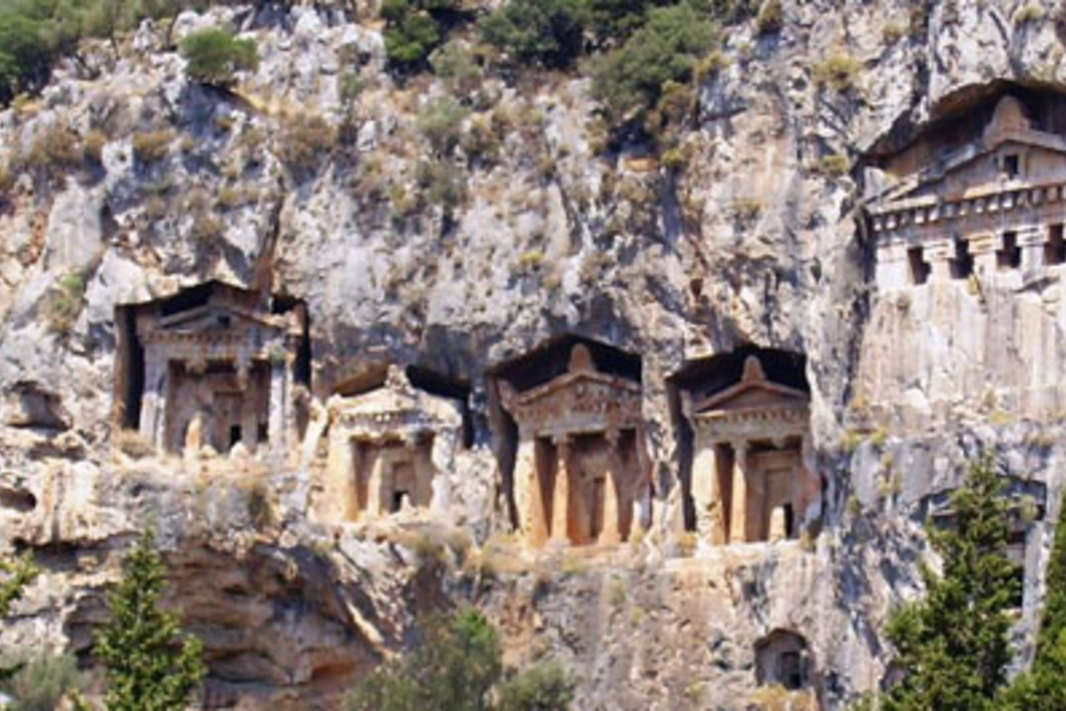 Full-Day Tour of Bodrum, Dalyan