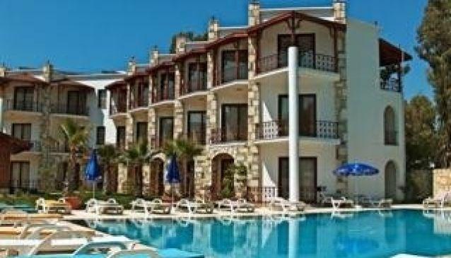Gumbet Beach Resort Hotel Bodrum