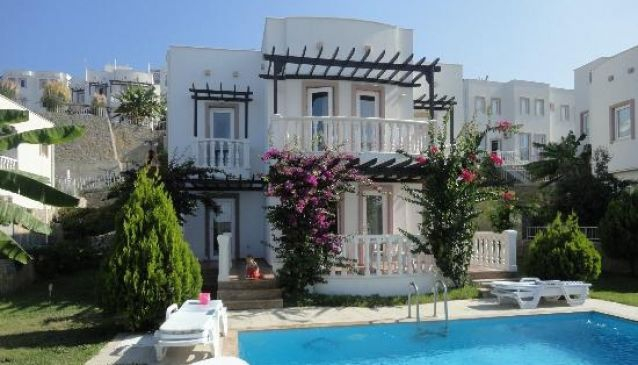 Hillside Garden Holiday Village Hotel Bodrum