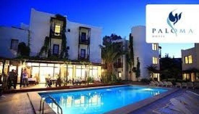 Paloma Hotel Bodrum