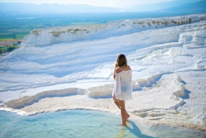 Pamukkale and Hierapolis Full-Day Tour from Bodrum