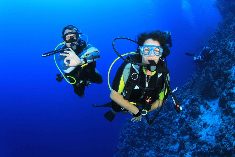 Scuba Diving Tour in Bodrum