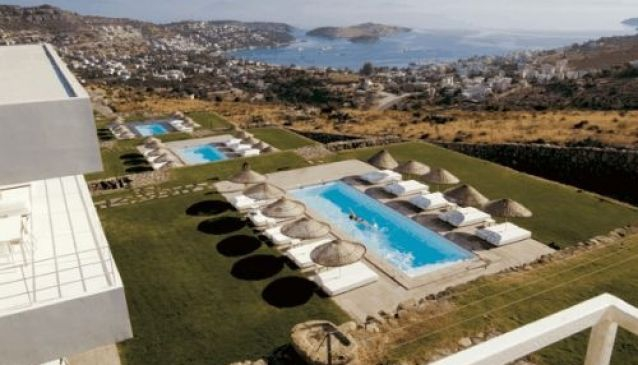 The Suu Turkbuku Hotel Bodrum
