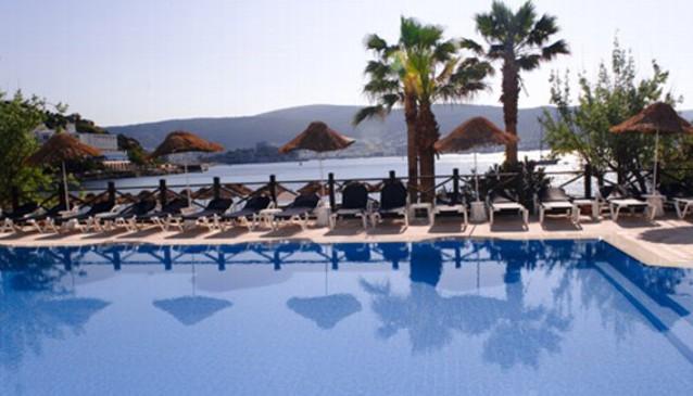 Voyage Hotel Bardakci Bodrum