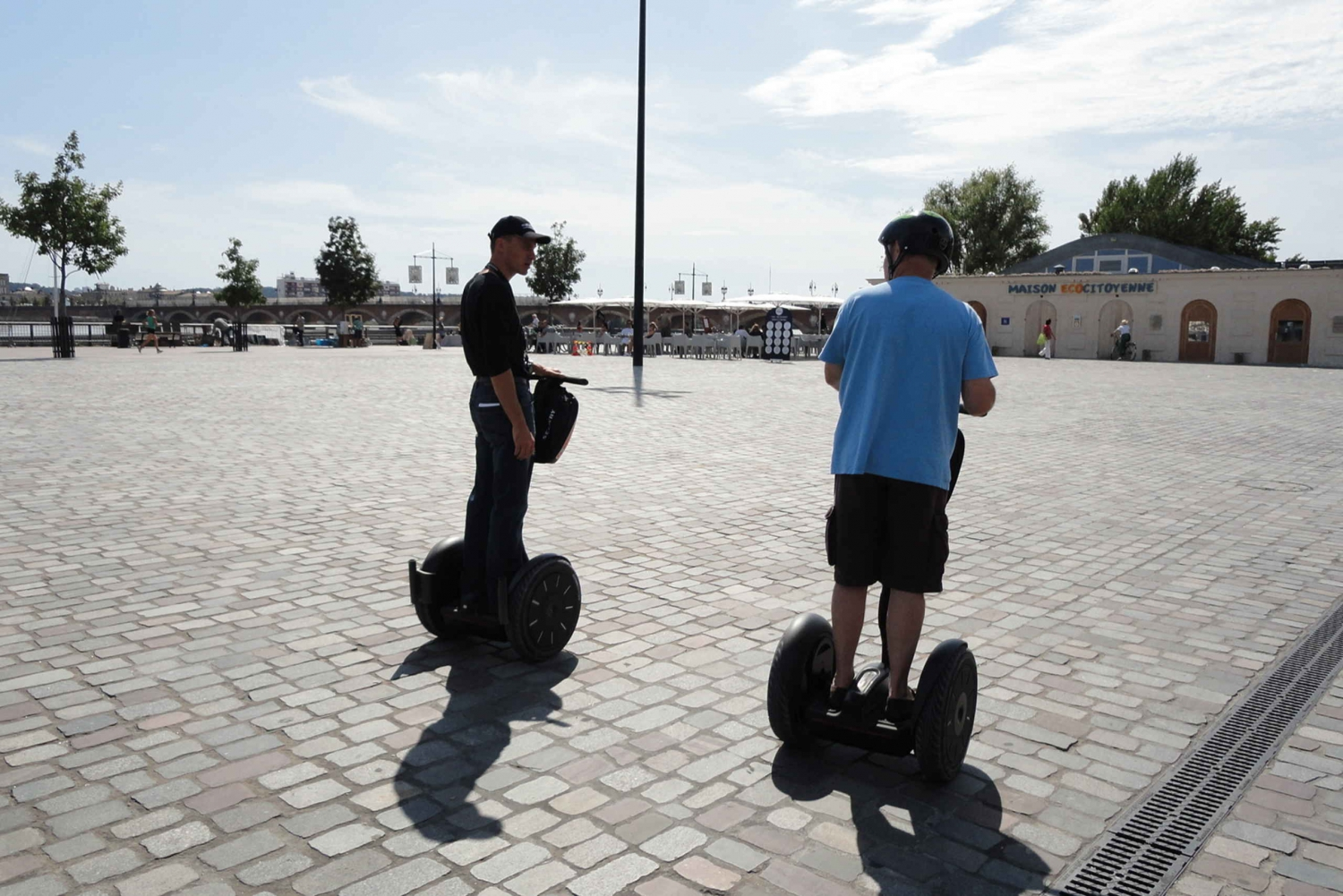 1-Hour Town and River Segway Tour