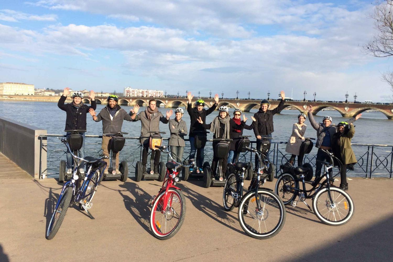 2-Hour Bordeaux Electric Bike Tour