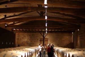 Afternoon Wine Tasting in the Medoc Region