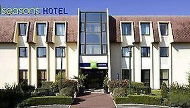 All Seasons Bordeaux Aeroport Hotel Merignac