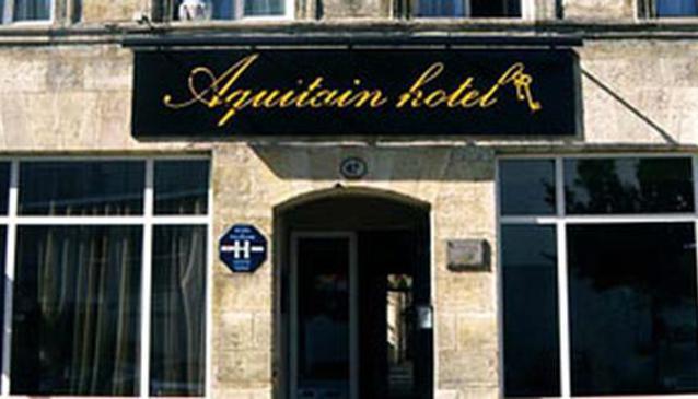 Aquitain Hotel Bordeaux