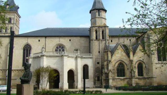 Basilique Saint-Seurin