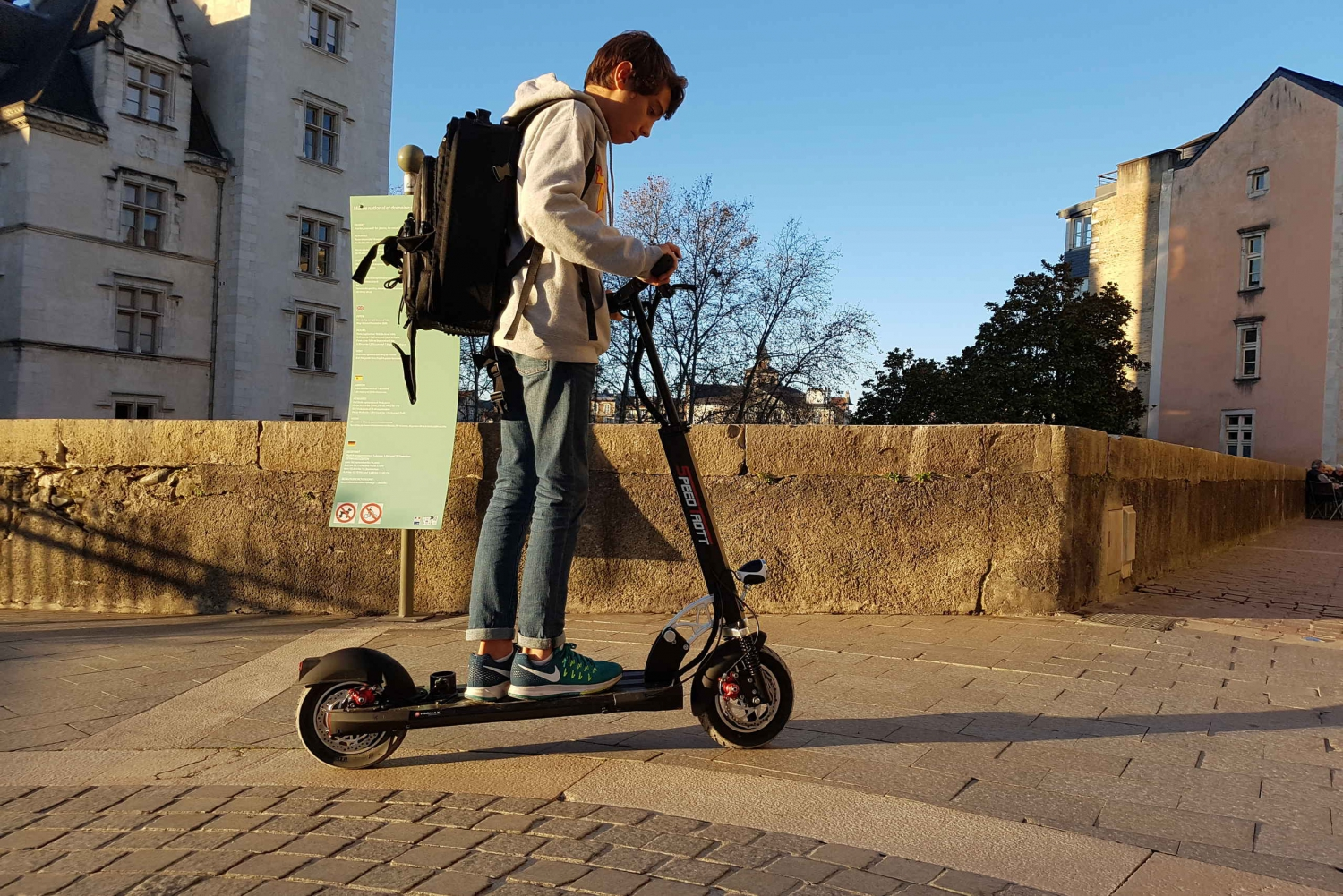 Bordeaux 2-Hour Electric Scooter Rental