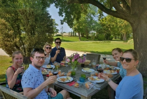 Bordeaux Essentials Full Day Small Group Wine Tour