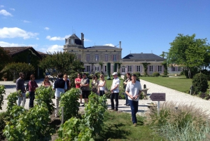 Bordeaux: Full-Day Countryside Tour