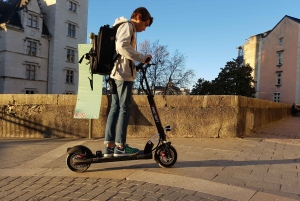 Bordeaux Full–Day Electric Scooter Rental