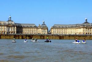 Bordeaux: Guided Jet Ski Tour