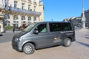 Bordeaux: Half-Day Morning Small Group Wine Tour