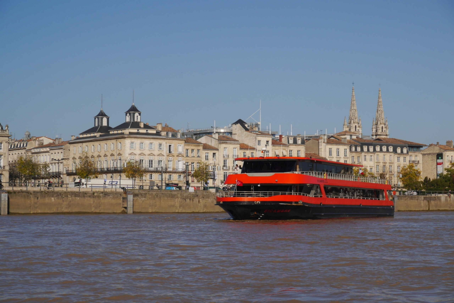 Bordeaux Lunch Cruise