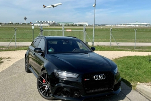 Bordeaux: Private Airport Transfer to/from Bordeaux Airport