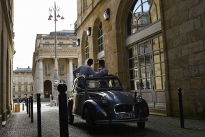 Bordeaux: Private Tour in a Citroën 2CV