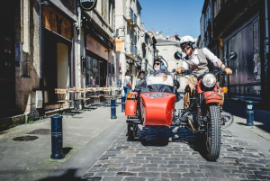 Bordeaux: Sightseeing by Side Car
