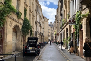 Bordeaux: Wine, Sweet and Savory Food Walking Tour
