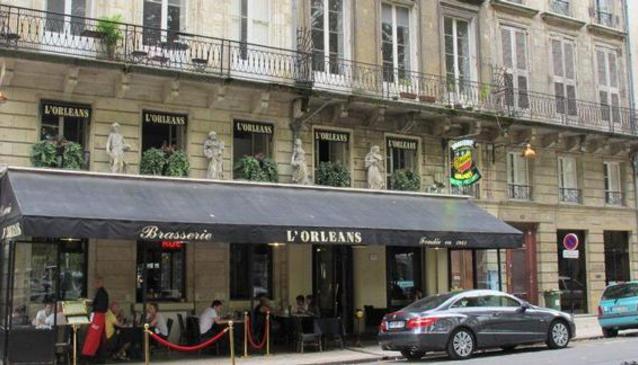 Brasserie l' Orleans