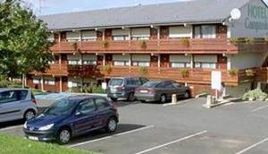 Campanile Poitiers Sud Aeroport Hotel