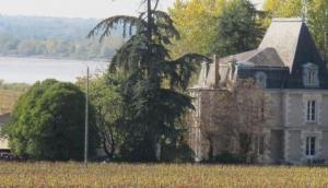 Château Grand Renouil at Château du Pavillon