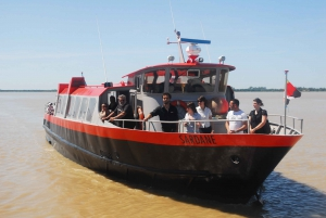 From Médoc Wine Tasting Tour and River Cruise