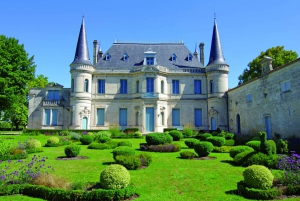 From Private Full-Day Tour of 3 Medoc Wineries