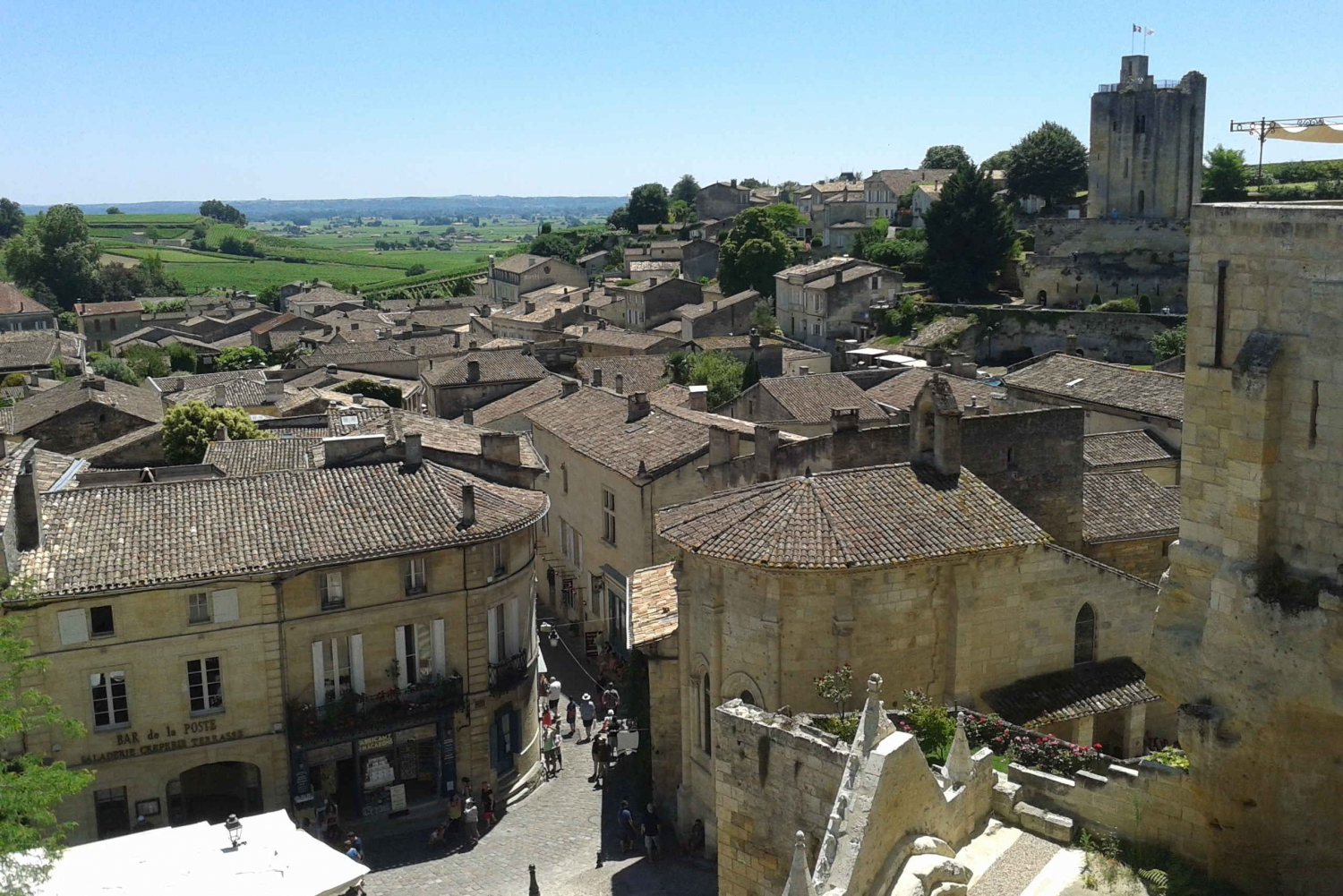 From Saint-Emilion Afternoon Tour