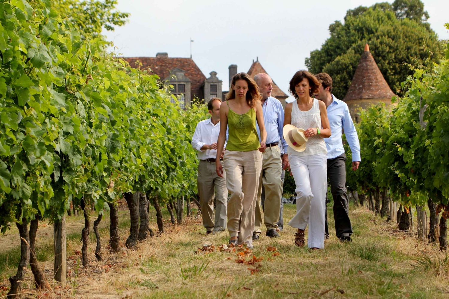 Medoc: Morning Wine Tour